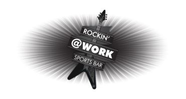 @Work Sports Pub Logo