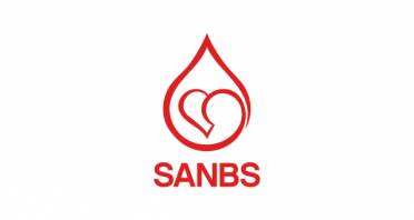 South African National Blood Services Logo