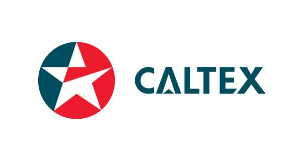 Caltex Wavelands Logo