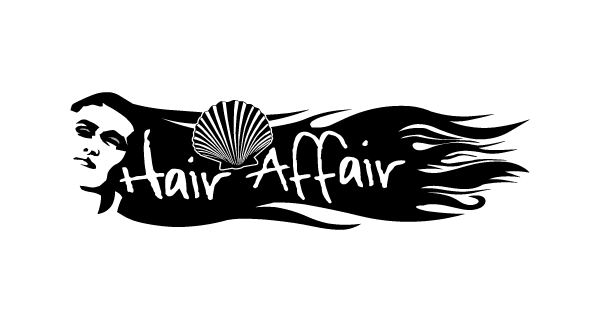 Hair Affair Studio Logo