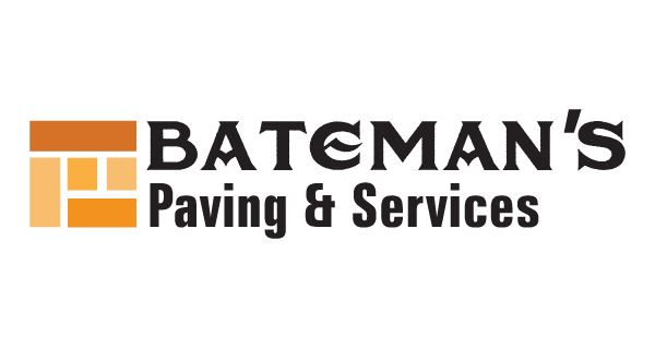 Bateman's Paving and Services Logo
