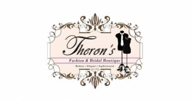 Theron's Fashion & Bridal Boutique Logo