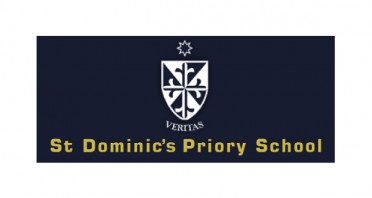 St Dominic Priory School Logo