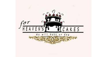 For Heavens Cakes Logo