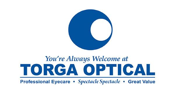 Torga Optical Moffett on Main Logo