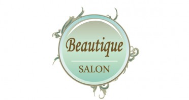 Beautique Salon Logo