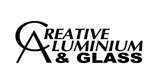 Creative Aluminium & Glass Logo