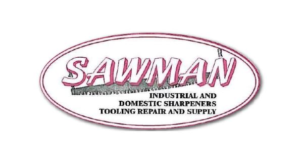 The Sawman Logo