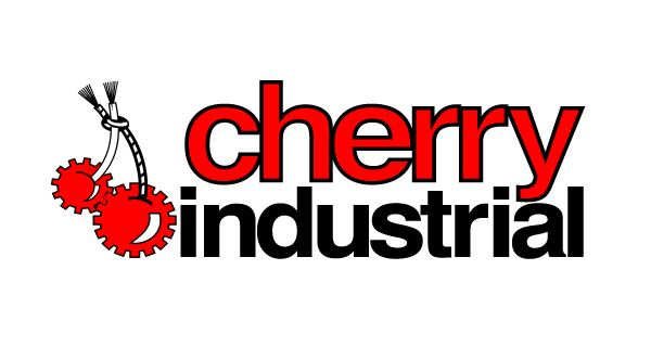 Cherry Industrial Plant Hire Logo