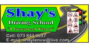 Shay's Driving School Logo