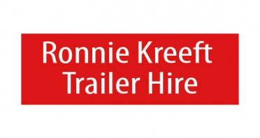 Ronnie Kreeft Trailer Hire Logo