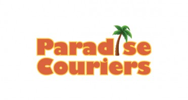 Paradise Couriers Logo