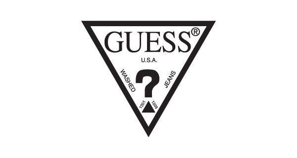 Guess Liberty Midlands Mall Logo