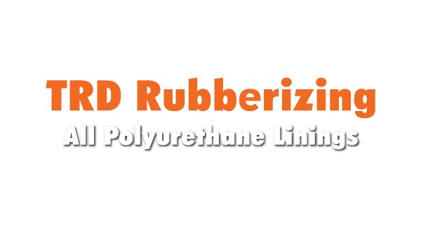 TRD Rubberizing Logo