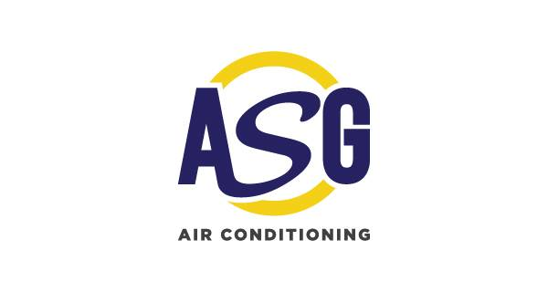 ASG Air Conditioning Logo