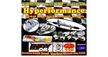 Hyperformance Auto Centre Logo