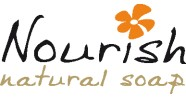Nourish Natural Soap Logo