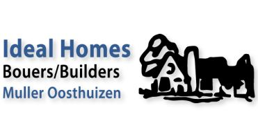 Ideal Homes Builders Logo