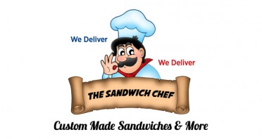 The Sandwich Chef Logo
