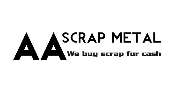 AA Scrap Metal Logo
