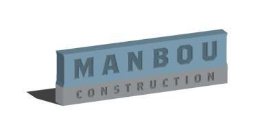 ManBou Construction Logo