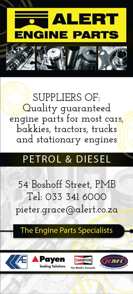 Print Ad - Think Local Pietermaritzburg April Apr '18