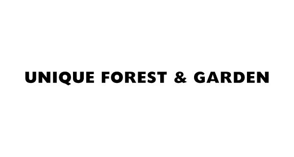 Unique Forest & Garden Logo