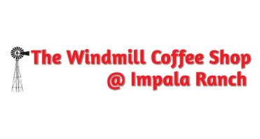 The Windmill Coffee Shop @ Impala Ranch Logo