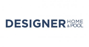 Designer Homes and Pools Logo