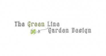 The Green Line Garden Design Logo