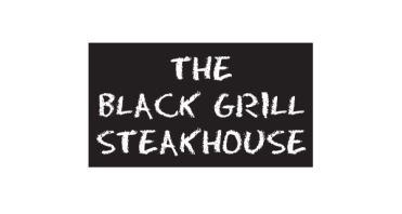The Black Grill Steakhouse Logo