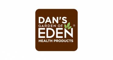 Dan's Garden of Eden Health Products Logo