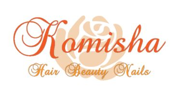 Komisha Hair & Beauty Logo