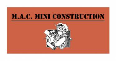 M.A.C. Mini Construction Logo