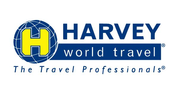 Harvey World Travel york Street Logo
