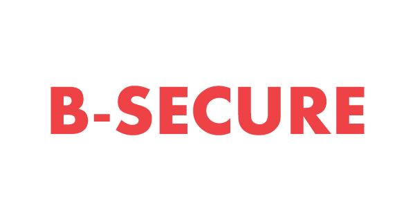 B-Secure Security Systems Logo