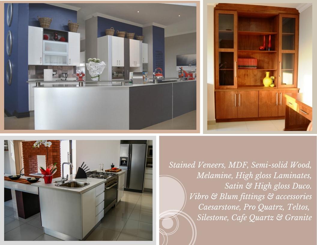 Ergo designer kitchens and cabinetry pretoria kitchens for Designer kitchens pretoria