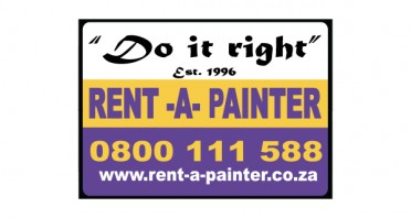 Rent a Painter Logo