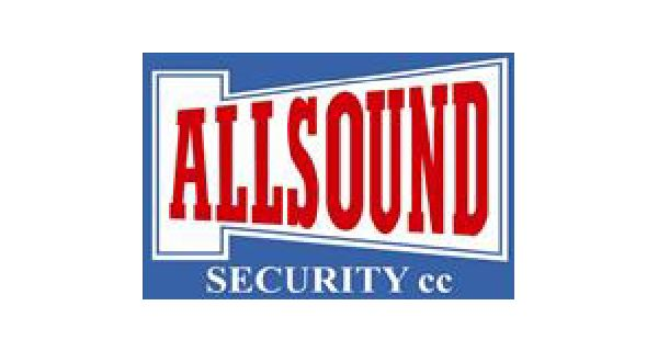 Allsound Security Logo