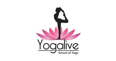 Yogalife - School Of Yoga Logo