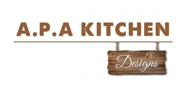 A.P.A. Kitchen Designs Logo