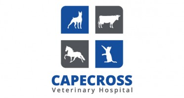 CapeCross Veterinary Hospital Logo