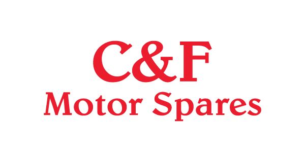 C and F Motor Spares Logo