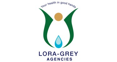 Lora-Grey Agencies Logo