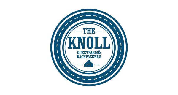 The Knoll Guest Farm & Backpackers Logo