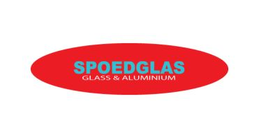 Spoedglas Glass and Aluminium Logo