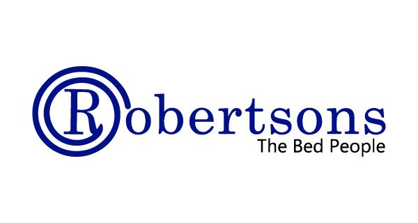 Robertsons - The Bed People Logo