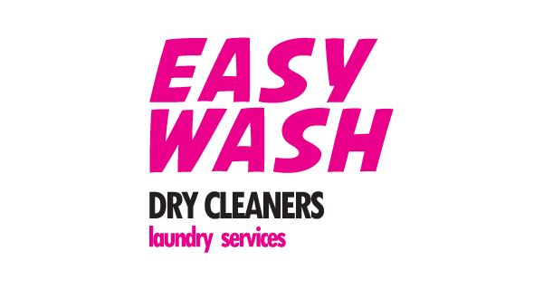 Easy Wash Dry Cleaning Logo