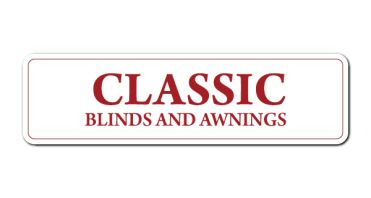 Classic Blinds & Awnings Logo