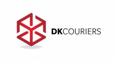 DK Couriers Logo